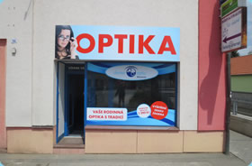 OPTIKA Letovice